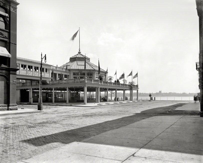 The Pavilion: 1910