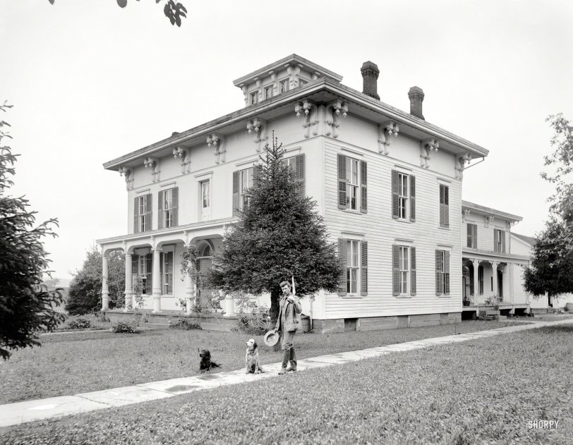 Maplewood Lodge: 1902