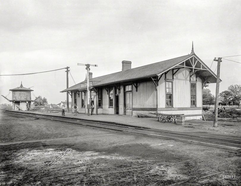 The Braidwood Bunch: 1904