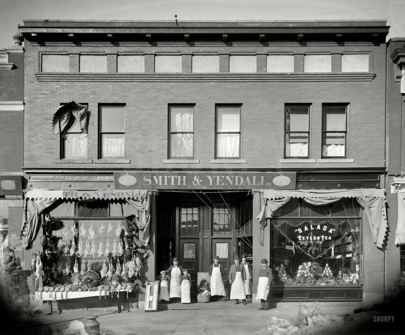 Little Shop of Butchers: 1900