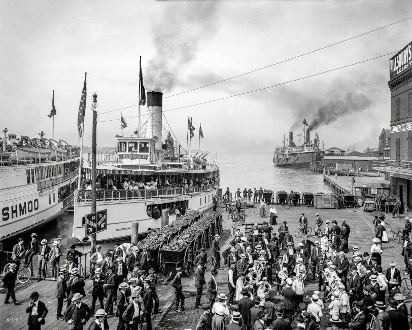 River City: 1901
