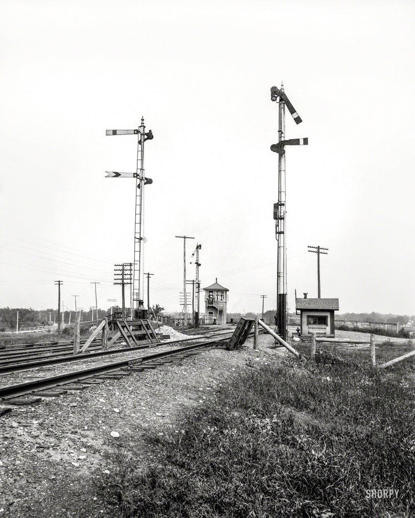 R.R. & Joliet: 1901