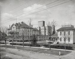 Alma Sanitarium: 1902