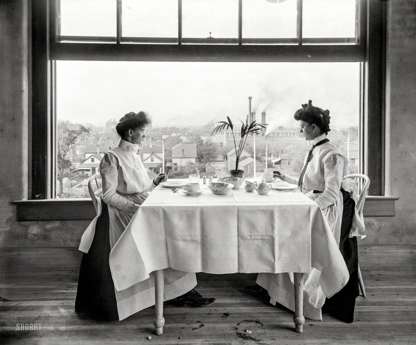 Light Lunch: 1902