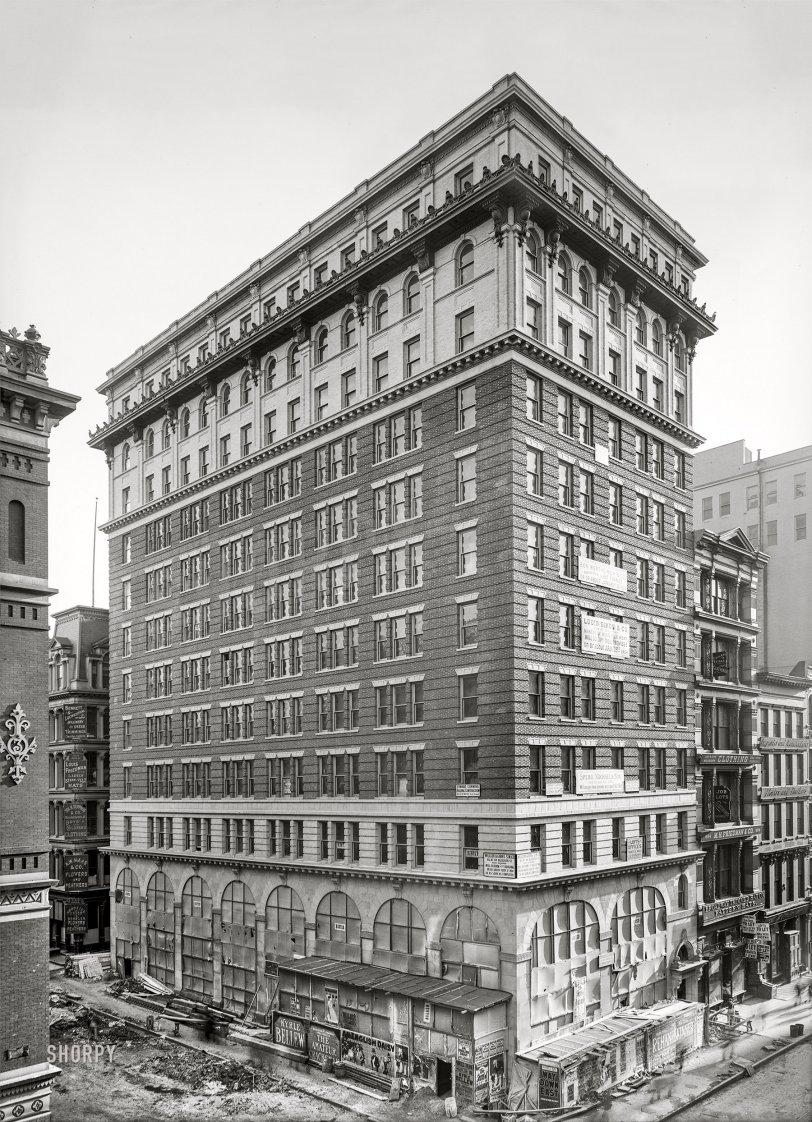 Willcox & Gibbs: 1904