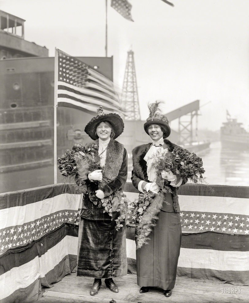 Ladies Who Launch: 1913