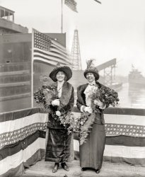 Ladies Who Launch: 1913