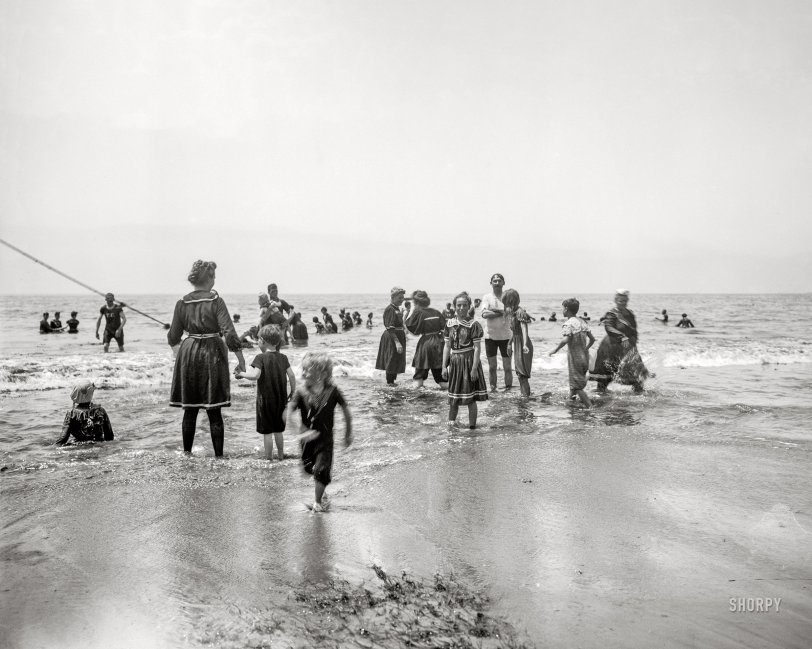 The Water's Fine: 1905