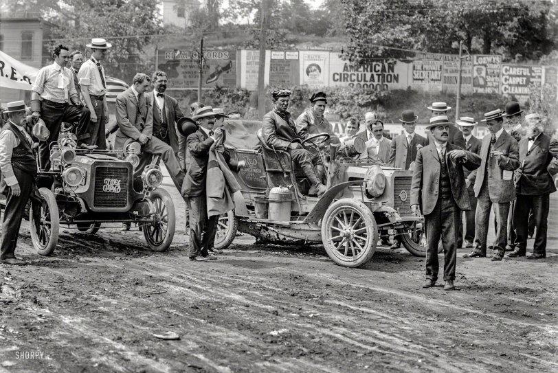 REO Mountaineer: 1906