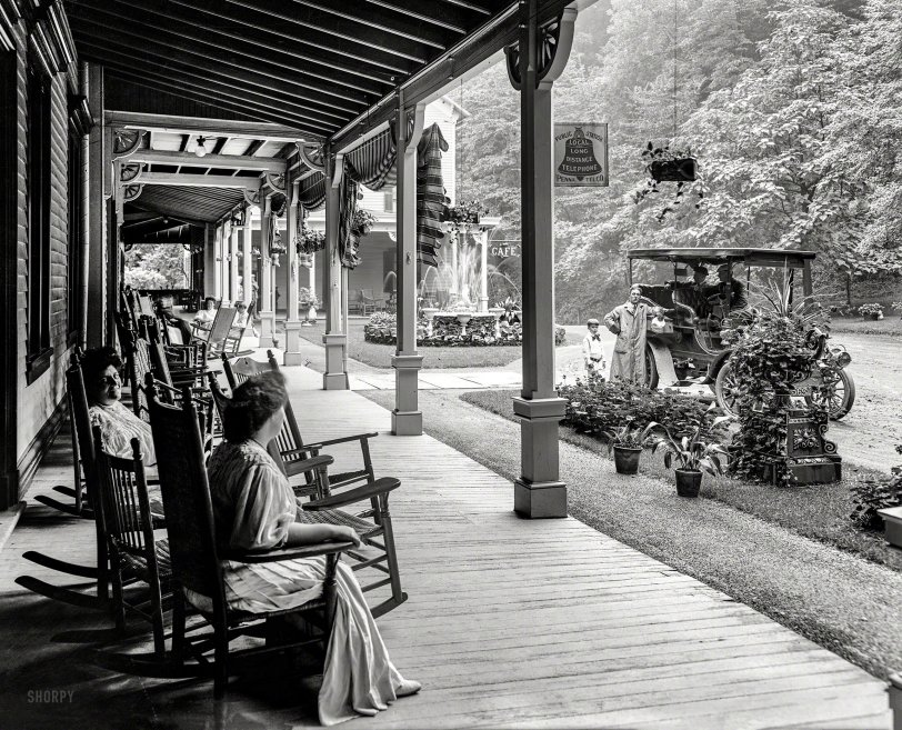 Rest Stop: 1905