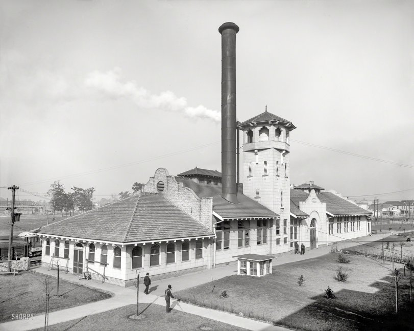 Powerhouse: 1906