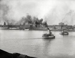 Michigan Riviera: 1910
