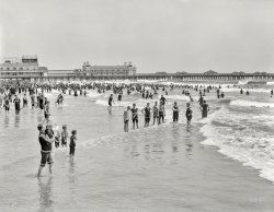 The Human Tide: 1908