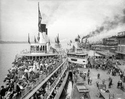 Return Trip: 1901