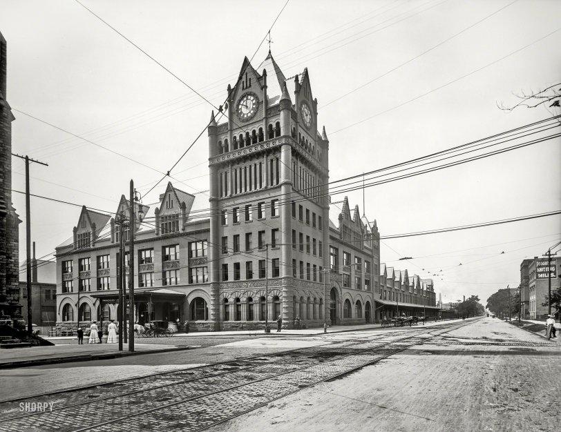 Union Depot: 1909