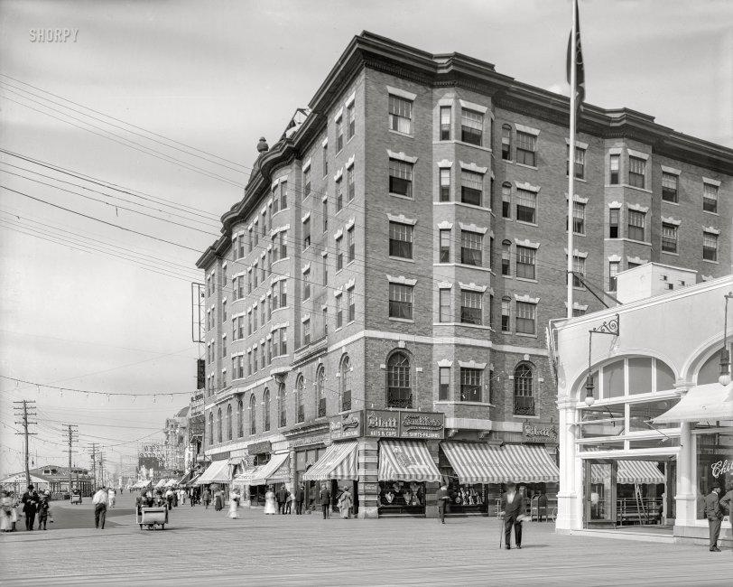 The Alamac: 1913