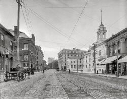 Congress Street: 1909