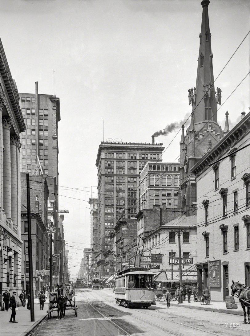 Urban Ohio: 1907
