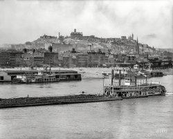 Old Iron Sides: 1907