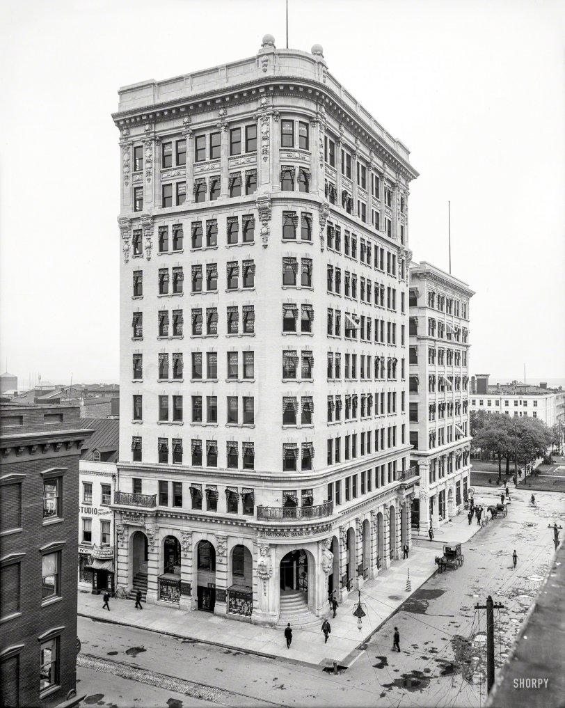 B.S. on Bull Street: 1907