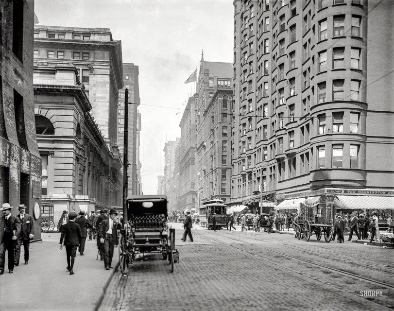 Dearborn Street: 1907