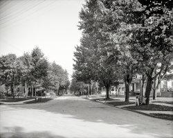 South Weadock: 1908