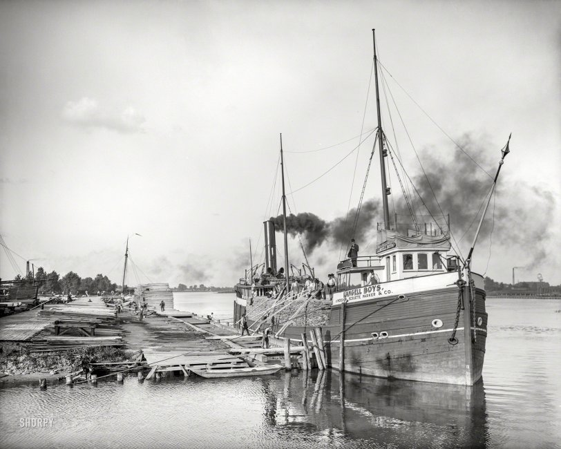 Langell Boys: 1908