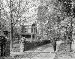 Wayne Avenue: 1908