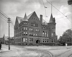 Hartford Y: 1907