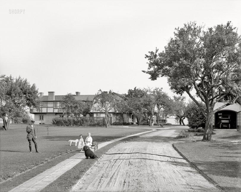 Home, James: 1910