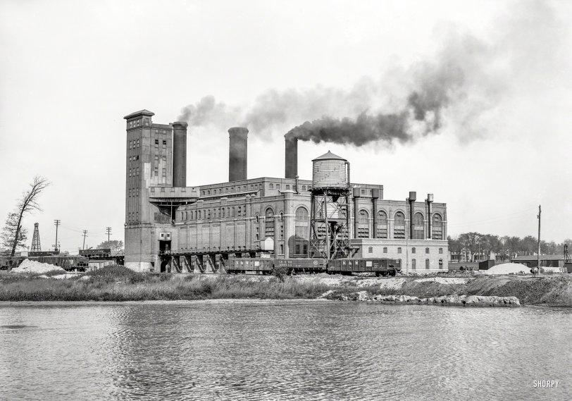 Detroit Edison: 1910