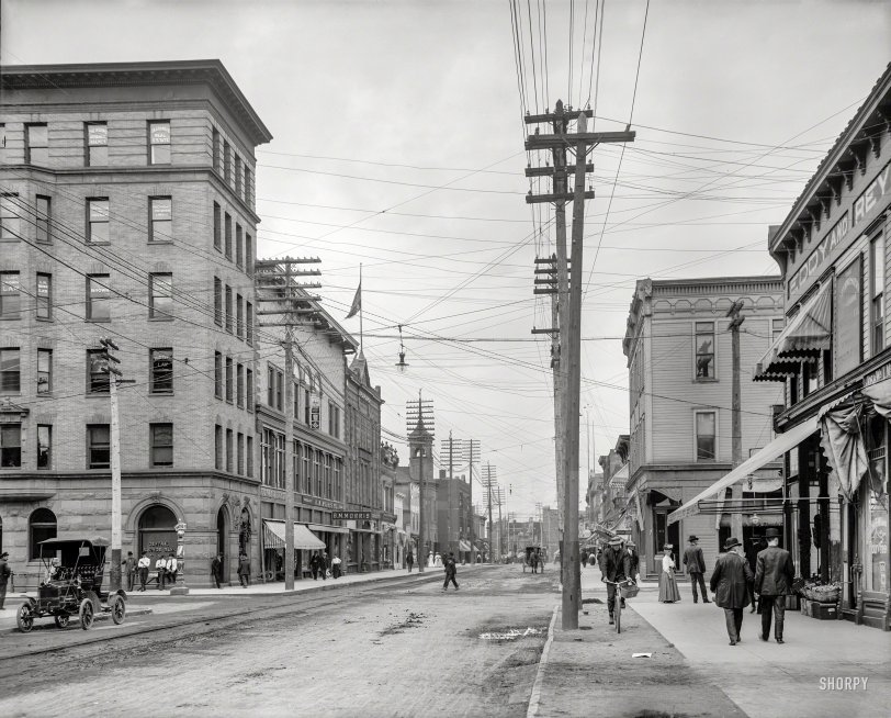 Open for Business: 1908