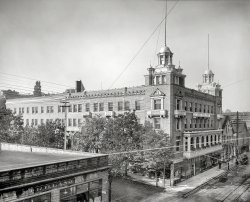 Douglass House: 1908