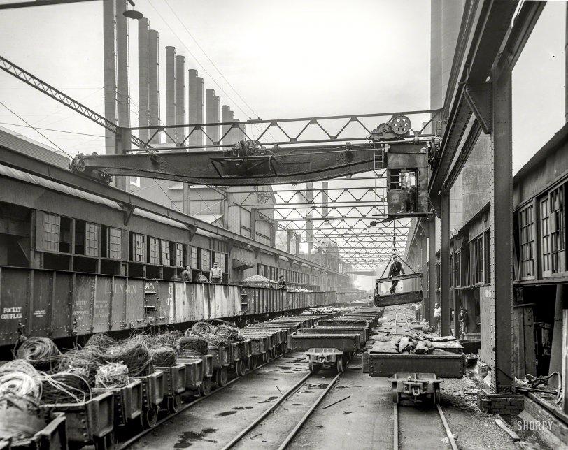 Homestead Scrappers: 1908