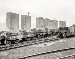 Steelhenge: 1908