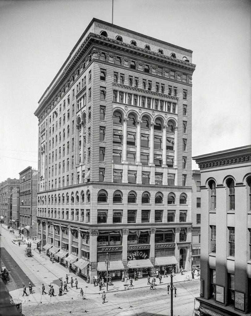 Granite Building: 1905
