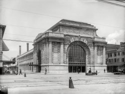 Terminal Station: 1910