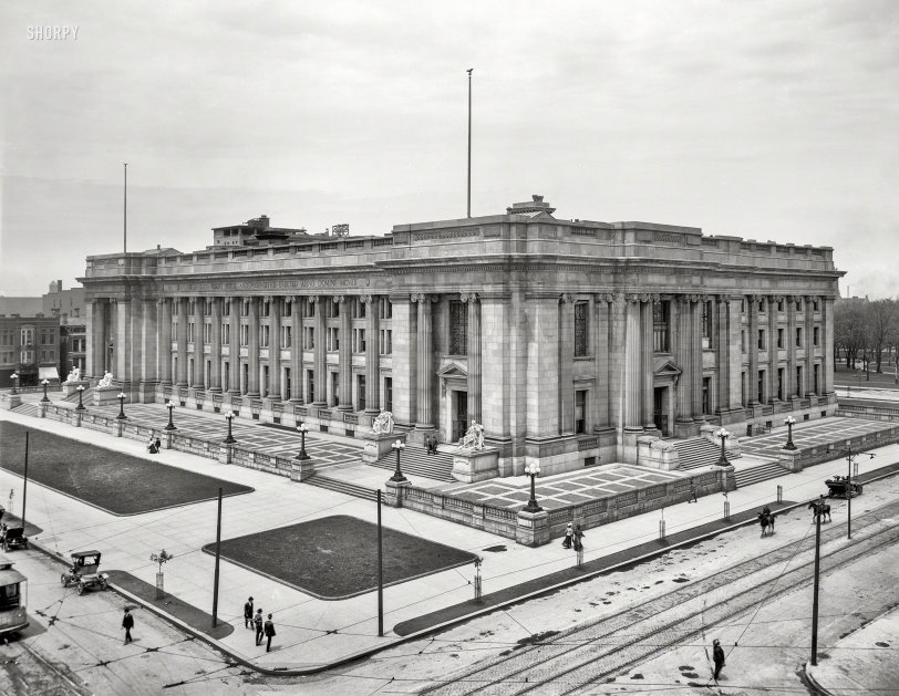 The Federal Building: 1905