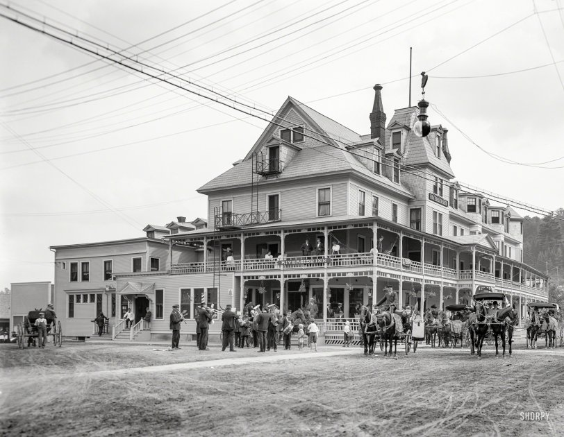 Riverside Inn: 1909