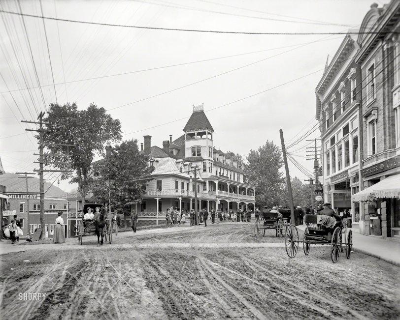 Berkeley House: 1909