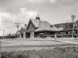 Central Station: 1909