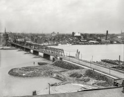 Cherry Street Bridge: 1909