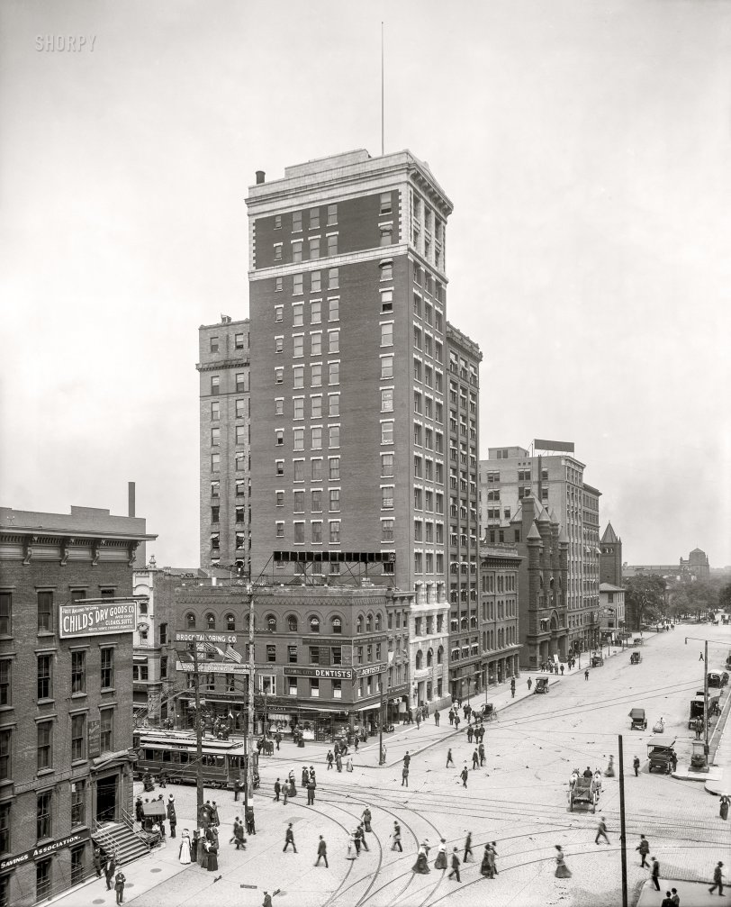 High and Broad: 1910