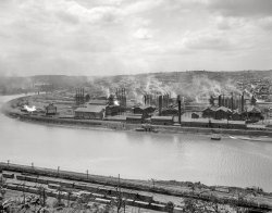 Duquesne Steel: 1909