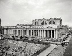 Pennsy Parthenon: 1909