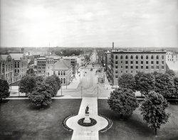 Michigan Avenue: 1909