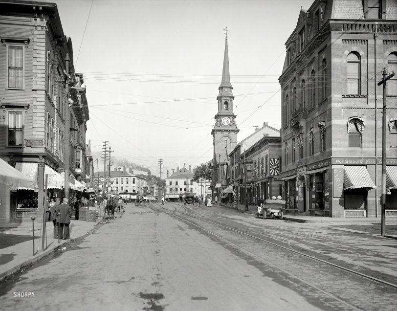 Pleasantville: 1909