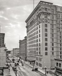 Hotel Radisson: 1910