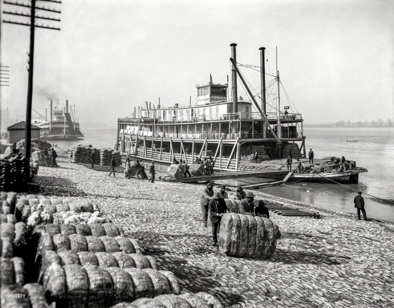 Old Man River: 1910