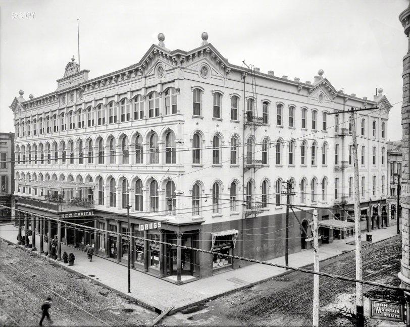 New Capital: 1910